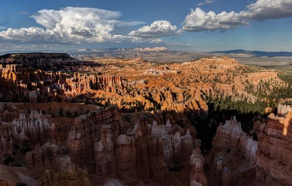 Picture rock, usa, utah, bryce canyon