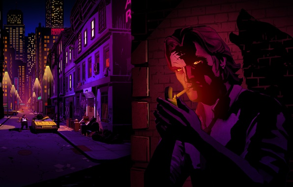 Picture Werewolf, Telltale Games, Sheriff, The Wolf Among Us, Grey Wolf, Fables, Big Bad Wolf, Gaffer …