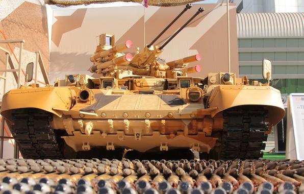 "Picture Russia, military equipment, war machine, UVZ, BMPT ""Terminator"""