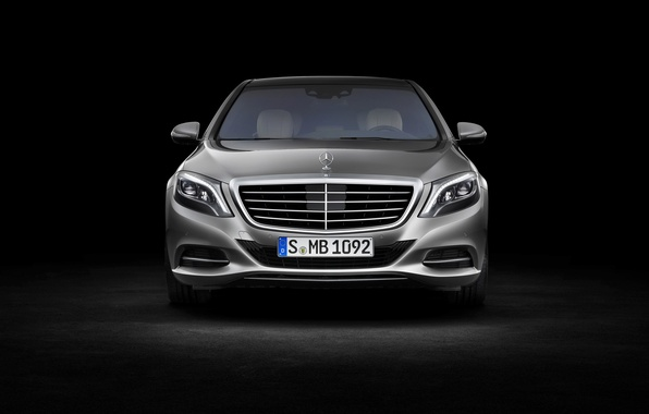 Picture Mercedes-Benz, Mercedes, S-class, W222