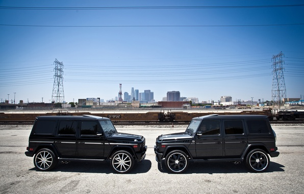 Picture tuning, Mercedes, Benz, Mercedes, AMG, brabus, tuning, stance, g65