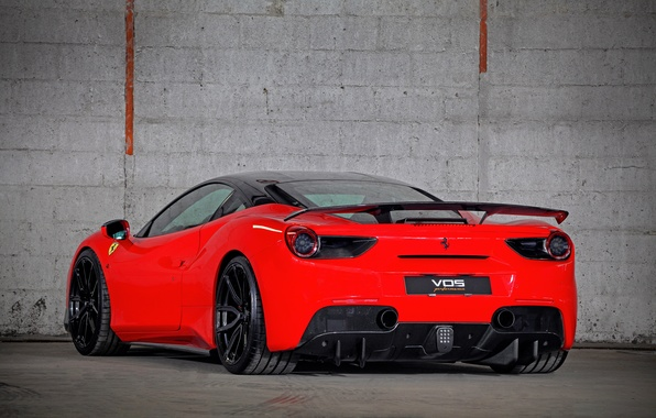 Picture Ferrari, supercar, Ferrari, GTB, 488, YOUR Performance
