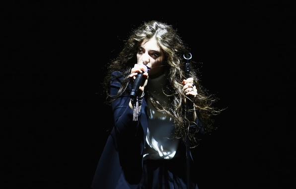 Wallpaper electronics, Lord, indie pop, songwriter, Lorde