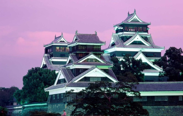 Picture Japan, Castle, Kumamoto