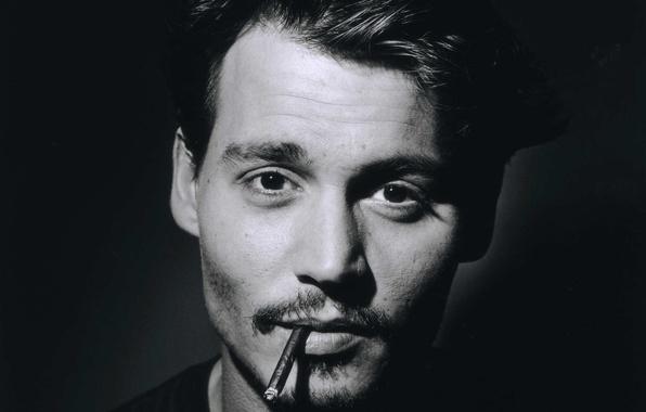 Wallpaper Cigarette Actor Black And White Male The Series