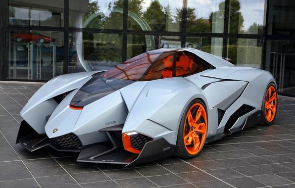 Picture Concept, Lamborghini, Car, Egoista
