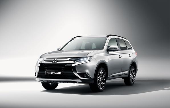 Picture Mitsubishi, Mitsubishi, Outlander, 2015, Outlander, BR-spec