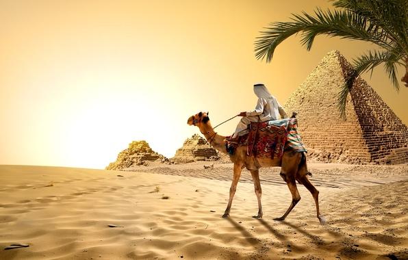 Египет из Усть-Каменогорска!