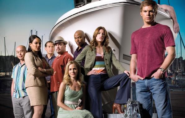 Picture Dexter, the series, heroes, killer, Dexter, Michael C. Hall