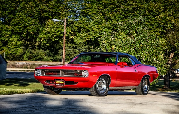 Picture 1970, Plymouth, Plymouth, Cuda, Hemi