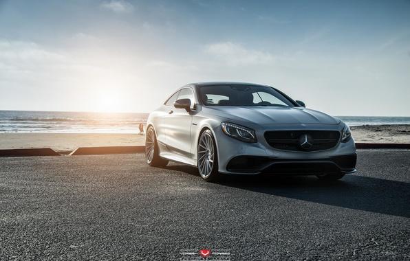 Picture Mercedes, Mercedes, Vossen, S-Coupe