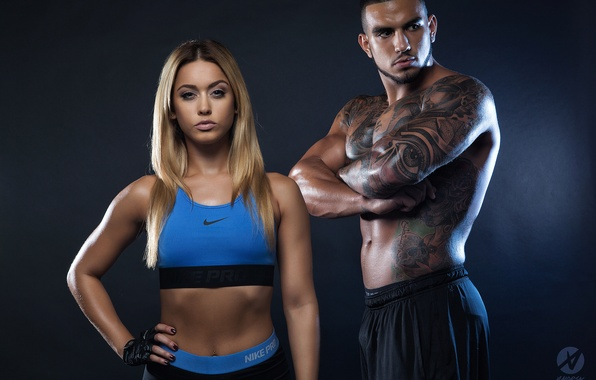 Picture body, guy, tattoo, athlete, Mia Fitness, Stephanie Rao