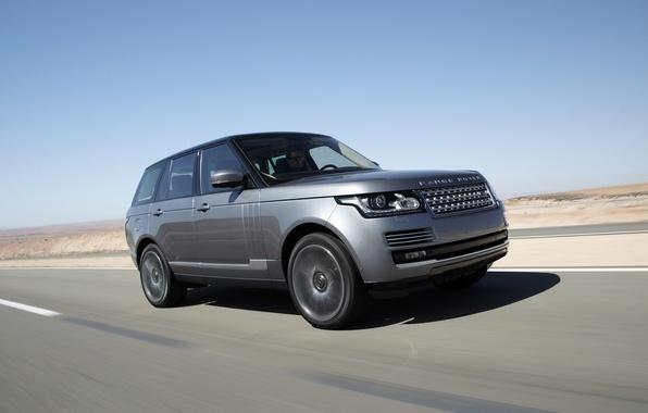 Picture Grey, Range Rover, Sport
