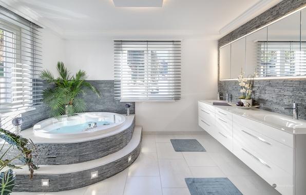 Picture design, Palma, bath, plumbing