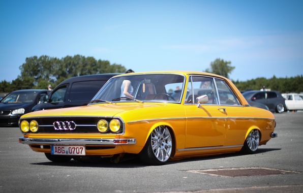 Picture car, Audi, Audi, tuning, stance