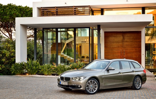 Picture BMW, BMW, universal, Touring, F31, Luxury Line, 330d, 2015