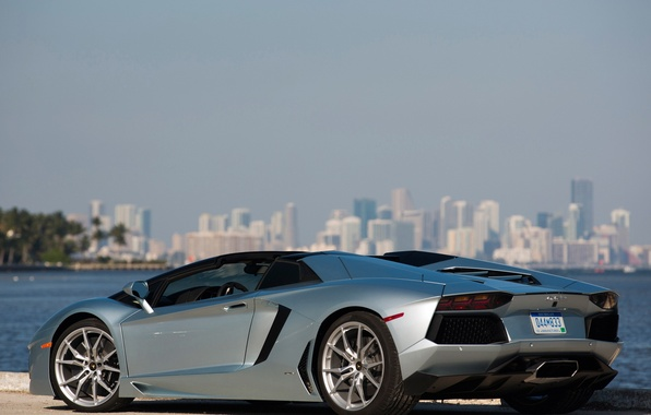 Picture Roadster, Lamborghini, LP700-4, Aventador
