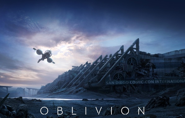 Picture Ship, The film, Oblivion, Fiction, 2013, Movie