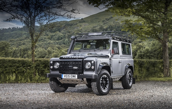 Picture Land Rover, land Rover, defender, Defender 90