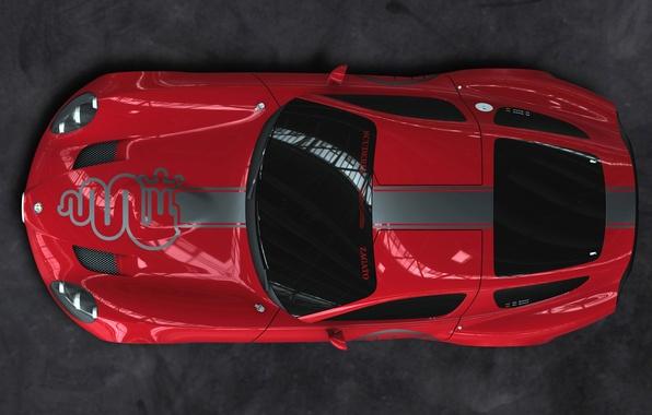 Picture Top, 2010, TZ3, Alfa, Corsa, Romeo