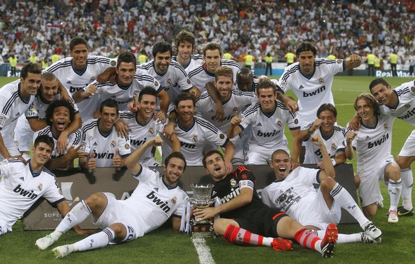 Picture Sport, Football, Football, Real Madrid, Real Madrid, Sport, Soccer
