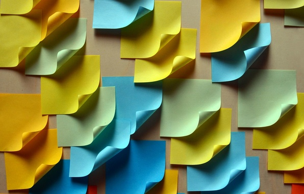 Picture background, wall, paper