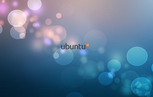 Picture bubbles, bubbles, Linux, Linux, Ubuntu, Ubuntu, Ubuntu
