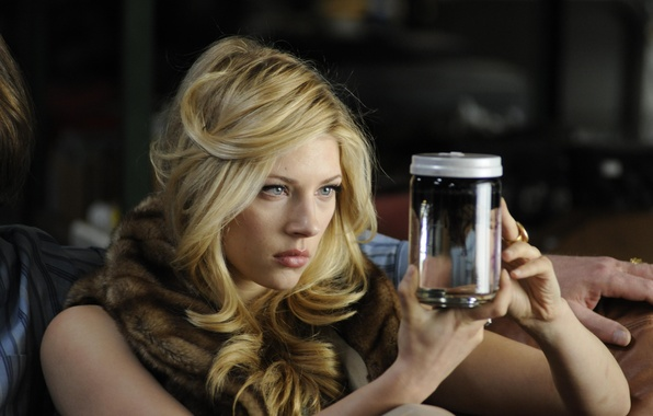 Picture Look, Blonde, Actress, The film, Beauty, Katheryn Winnick, Cutie, Cold Souls, Frozen soul, Katherine Winnick