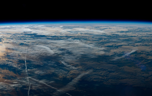 Picture Planet, Space, Earth, Earth from the International Space Station