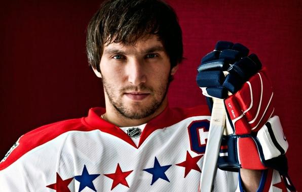 Picture athlete, Russia, hockey, Russia, hockey player, Alexander Ovechkin, hockey, athlete, hockey player