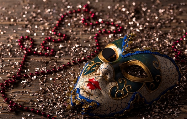 Picture decoration, holiday, mask, carnival, mask, festival, Venetian