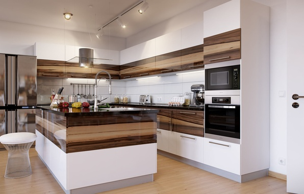 Picture design, furniture, kitchen, interior, kitchen, desigen, technique., kitchen