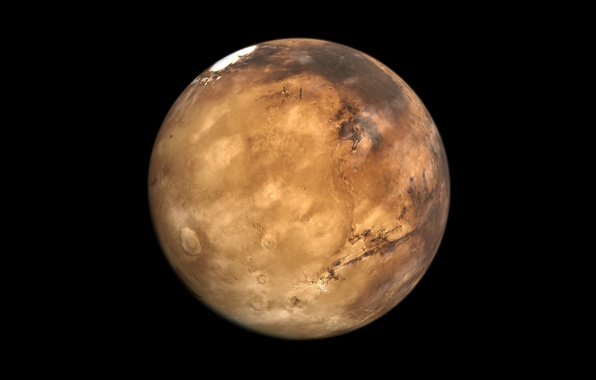 Picture space, surface, planet, Mars