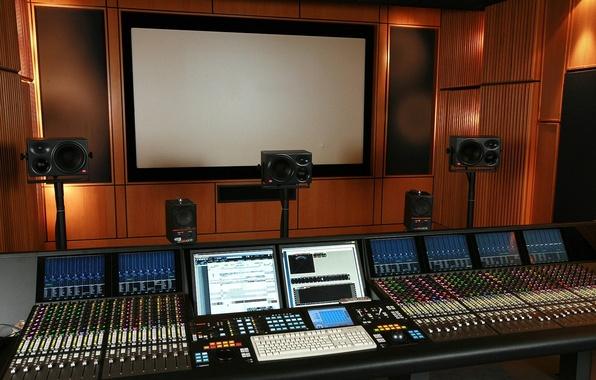 Picture sound, studio, Studio