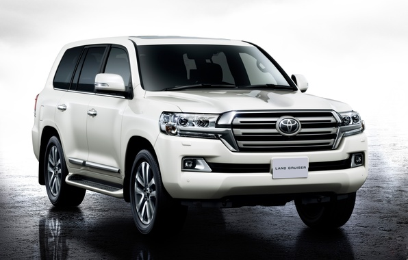 Picture Toyota, Toyota, 2015, land cruiser, Land Cruiser 200