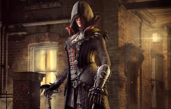 Picture Street, Light, Assassins Creed, Hood, Ubisoft, Assassin, Syndicate, Syndicate, Equipment, Ubisoft Quebec, Cane, Evie, Blade, …