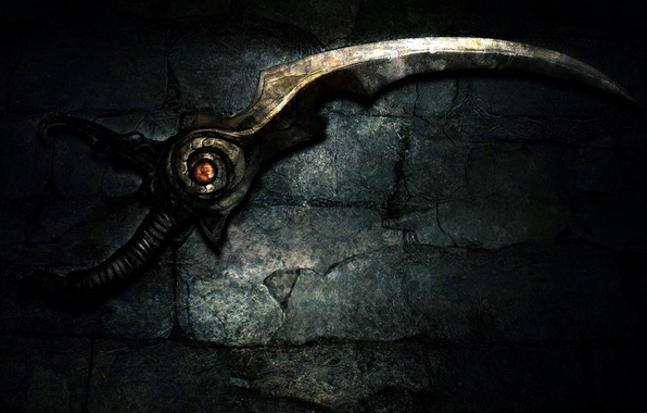 Wallpaper Weapons Art Dagger Prince Of Persia