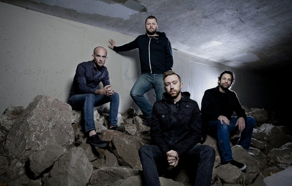 Picture music, group, rise against, punk rock, alternatives