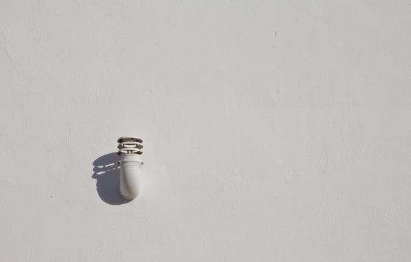 Picture wall, shadow, breath, solar