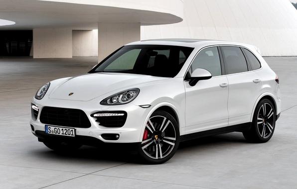 Picture Machine, Porsche Cayenne, Car, Car, New, Wallpapers, New, Beautiful, Wallpaper, 2013, The front, Turbo, Porsche …