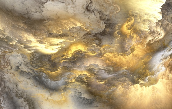 Picture clouds, background, colors, abstract, background, clouds, unreal