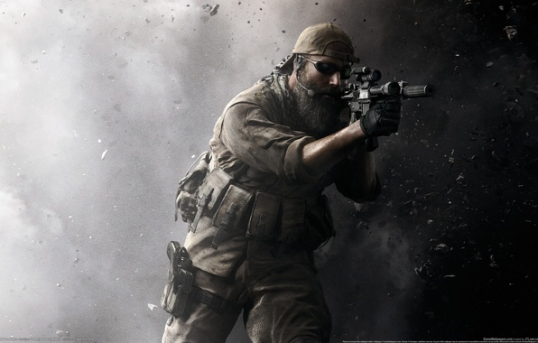 Picture CG Wallpapers, Fighter, DreamWorks, Medal Of Honor, Warrior, Medal of honor
