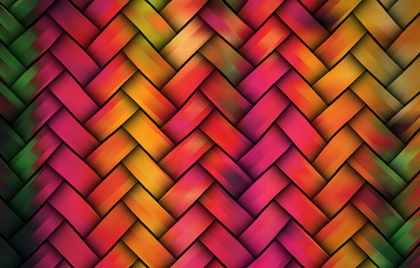 Picture colorful, network, texture, background, weave, twist