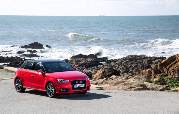 Picture Audi, Audi, Sportback, TFSI, 2014, S line