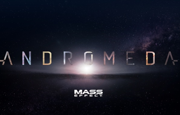 Picture space, stars, mass effect, bioware, andromeda, Mass Effect: Andromeda