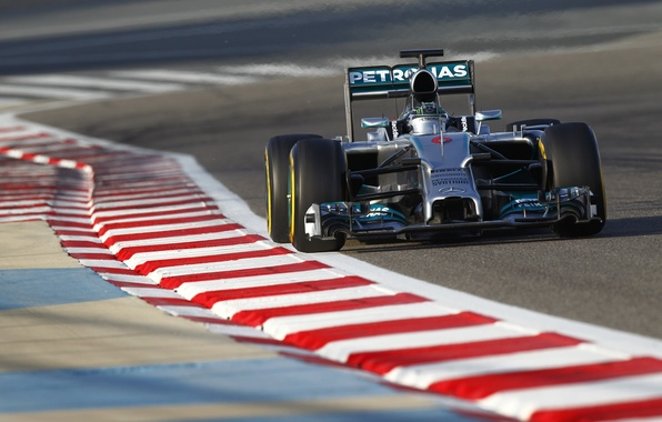 Picture Mercedes, Formula 1, AMG, Nico, Rosberg, V6 1.6l Turbo, F1 W05