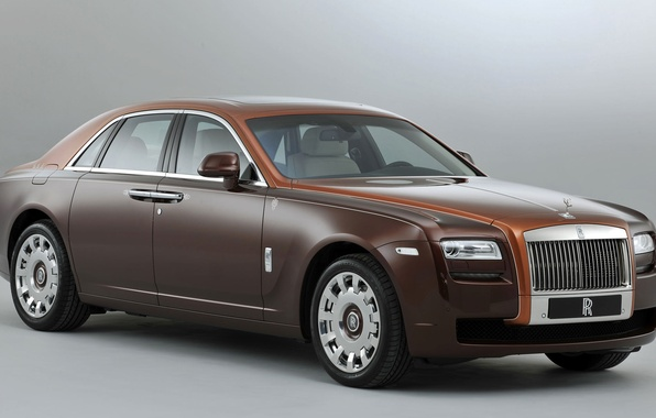 Picture Rolls-Royce, Ghost, Executive