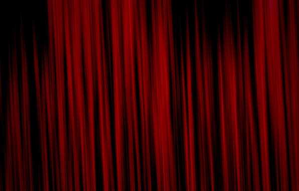 Picture red, abstraction, background, curtains, texture