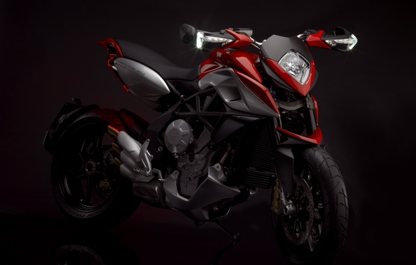 Picture MV Agusta, Italian motorcycle, Rivale