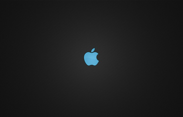 Picture apple, minimalism, logo, mac, logo
